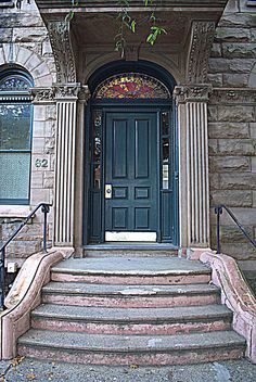 Easton Pa......both the door and the entrance are cool!