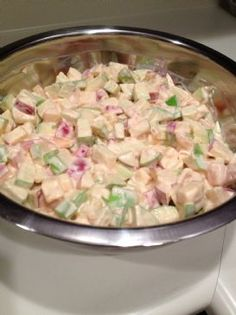 Caramel Apple Salad Recipe