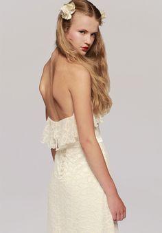 Vestido de novia de Otaduy modelo Laureen