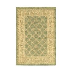 Home Decorators Collection Entwined Green and Natural 7 ft. 6 in. x 10 ft. 9 in. Area Rug-3410160610 at The Home Depot