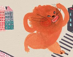 "Check out new work on my @Behance portfolio: ""Lion Kameron"" http://be.net/gallery/32508319/Lion-Kameron"