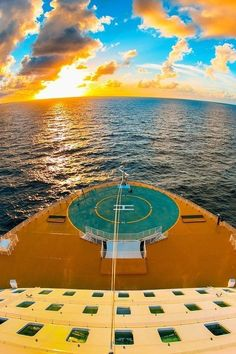 Harmony of the Seas   Serenity at sea. With world-class amenities and world-exploring ambitions, Harmony of the Seas is ready for any and all adventures. Cruise on the world's largest ship with Royal Caribbean.