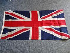 255) A vintage Union flag Est. £10-£20