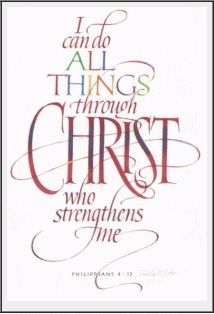 Do All Things Philippians 4:13