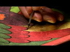 Prosopon School - Process - Absolutely amazing video on the process of iconography