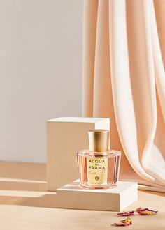 One of the best fragrances that captures the essence of a woman is Acqua di Parma Rosa Nobile. It luxurious, sophisticated and very elegant Natural Hair Treatments, Skin Treatments, Damp Hair Styles, Natural Hair Styles, Hair Boost, Brittle Hair, Natural Moisturizer, Natural Cosmetics, Natural Skin Care
