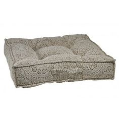 Chantilly Microvelvet Piazza Pet Dog Bed | Bowsers  ~ Great bed for corners! Sleek, space saving modern design, Machine Washable. High Quality, Not sold in Big Box Stores. Medium, Large & XLarge **Click here for more info** Free Shipping