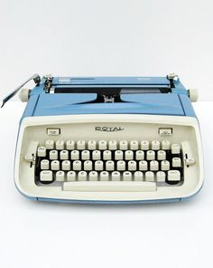 Beautiful design...SUCKS as a typewriter.