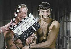 Original Star Trek Series photostream on Flickr: Patterns of Force Blooper 12.1.67 by birdofthegalaxy, via Flickr