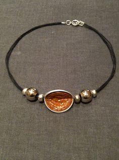 """nespressart bijoux: girocollo """"sphere"""""""