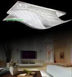 deckenlampen wohnzimmer modern flache deckenleuchten design, Wohnzimmer ideen
