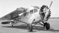 Fairchild FC-2W2 - Canada Aviation and Space Museum