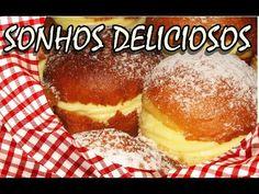 SONHOS DELICIOSOS Hershey's I Receitas e Temperos - YouTube