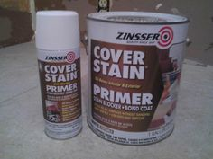 Best no-sanding primer EVER!  Great for anything: used it on a glossy wood cabinet and a bronze chandelier.  Both turned out fantastic!
