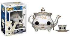 FUNKO POP! DISNEY BEAUTY AND THE BEAST - MRS. POTTS and CHIP #246