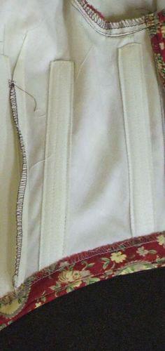 Adding Boning Tutorial - Tutorial from Craftster CLOTHING