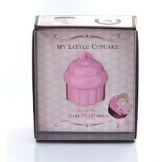 Cupcake POP Mold --- http://bizz.mx/b7w