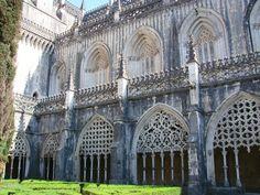 Mosteiro da Batalha, Leiria, Portugal http://aguiaturistica.blogspot.pt/