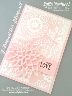 Stampin' Up! Australia: Kylie Bertucci Independent Demonstrator: Crazy Crafters…