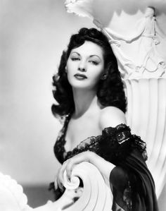 Yvonne De Carlo Born September 1st, 1922 in Vancouver, British Columbia, Canada Died January 8th, 2007 in Woodland Hills, California