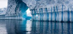 Pleneau bay Antarctica by Sander Klaassen!!