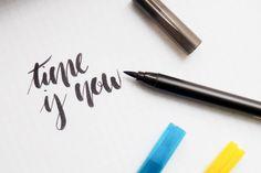 Quellen für kostenlose Hand Lettering Printables
