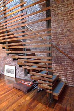 Worth Street Contemporary from inside Tribeca Loft Tour