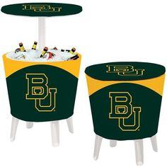Baylor Bears Four Season Event Cooler - Design A. Visit SportsFansPlus.com for details.