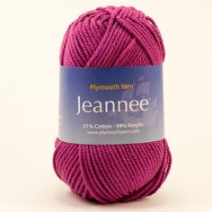 Jeannee Worsted - Item 720 | Plymouth Yarn