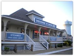 Dockside 'N Duck Seafood Market!!!   The best!!!  Duck, North Carolina