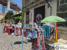 Los mercadillos de Lisboa son un buen lugar para comprar curiosidades y objetos de segunda mano al mejor precio. ¡Descubre aquí cuáles son los más famosos!