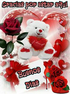 Beautiful Love Pictures, Heart Images, Churro, Love Heart, Ariel, Good Morning, Spanish, Hearts, Thankful