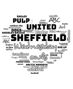Visit the post for more. Sheffield, The Unit, Words, Heart, Horse, Hearts