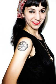 Fashion Tattoos: The Stories Behind The Ink!