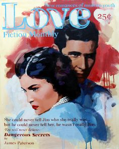 Love Story - The Secrets  www.james-paterson.com