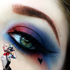 Ariel Make Up ~ Make Up & Beauty with a Princess Touch: ♕ Halloween 2016 ♕ Harley Quinn ~ Suicide Squad ♕
