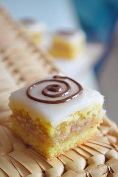 Storie golose: Quadratini limone e mandorle
