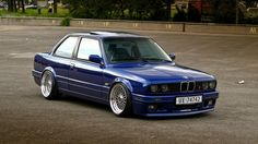 Ten Cheap but Fun Cars - 7. Old BMW 3 Series