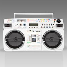 Paul Smith Boombox - Long live the 80´s