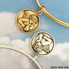 ALEX AND ANI Cherub Bangle! CHARITY BY DESIGN Bangle Supporting Hasbro Children's Hospital!