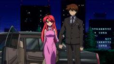 Kazuma and Ayano Kaze No Stigma, Best Action Romance Anime, Romance Anime Shows, Baka To Test, Animes To Watch, Anime Devil, Video Games Girls, Familia Anime, Nichijou