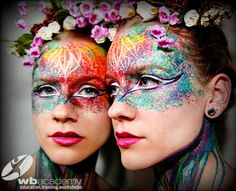 our next program of the World Bodypainting Academy is taking place also in Atlanta, USA: Check details at www.wb-academy.com