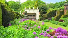 Galloping Садовник: Удивительные Arley зал - выдающийся Чешир сад