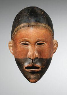 Masque, Yombe ou Vili, Kongo, République Démocratique du Congo | lot | Sotheby's