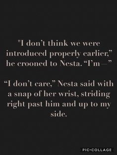 A Court of Wings and Ruin (A Court of Thorns and Roses #3) By Sara J. Maas Nesta is Savage.