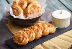 Baked Goods, Sausage, Bakery, Recipies, Food And Drink, Pizza, Favorite Recipes, Cheese, Meals