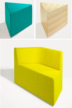 modular colorful seating system