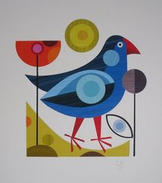 DESIGN BY ARTIST ELLEN GIGGENBACH