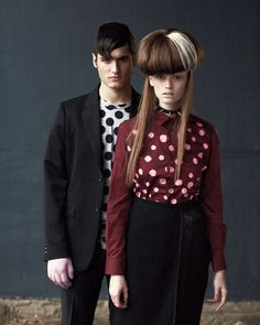 Foto: Duy Quoc Vo  M-up: Yokaw  Styling: Thomas Vermeer  Hair: Tommy Hagen