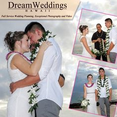 Hawaii Wedding Photographer We Are Hawaiis Affordable And Trusted Planners Offering Great Packages For Photography Videography A